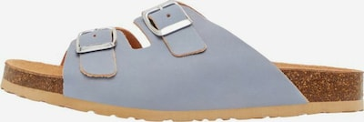 Bianco Sandalen in hellblau, Produktansicht