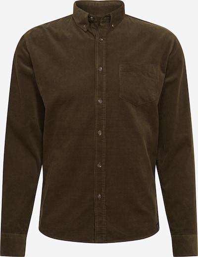 Camicia SHINE ORIGINAL di colore cachi, Visualizzazione prodotti
