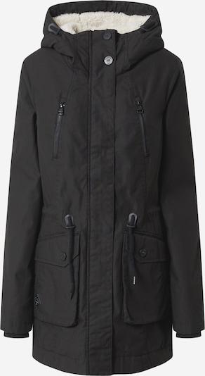 Ragwear Manteau d'hiver 'Elsa' en noir, Vue avec produit