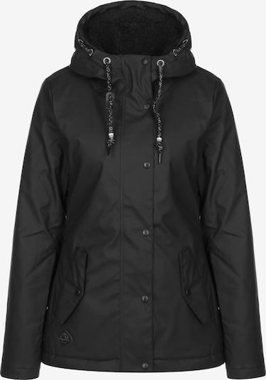 Ragwear Jacke 'Marge' in schwarz, Produktansicht