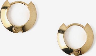 Orelia Boucles d'oreilles en or, Vue avec produit