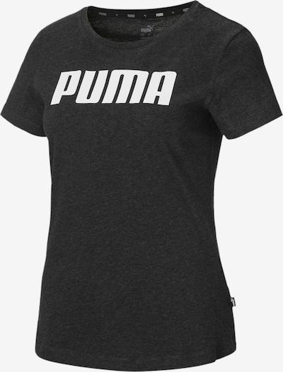 PUMA Essentials Damen T-Shirt in grau, Produktansicht