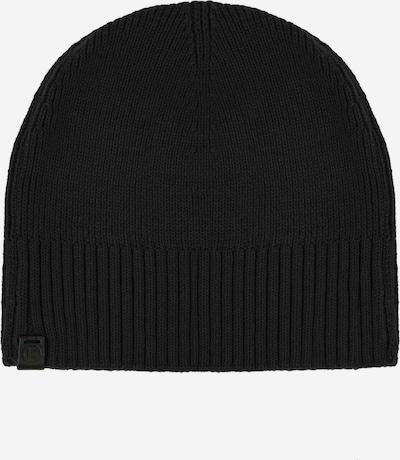 KESSLER Strickmütze 'Kay' in schwarz, Produktansicht