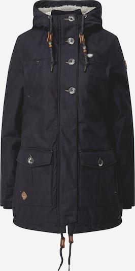 Ragwear Parka d'hiver 'Jane' en bleu marine, Vue avec produit