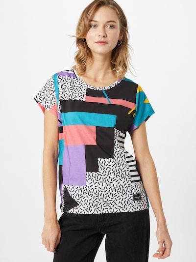 Iriedaily Koszulka 'Rudy' w kolorze mieszane kolorym: Widok z przodu