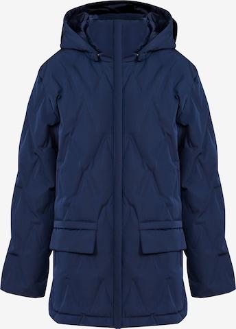 Finn Flare Winter Jacket in Blue