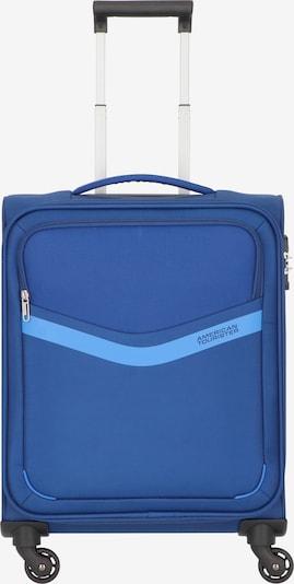 American Tourister Kabinentrolley in blau / aqua, Produktansicht