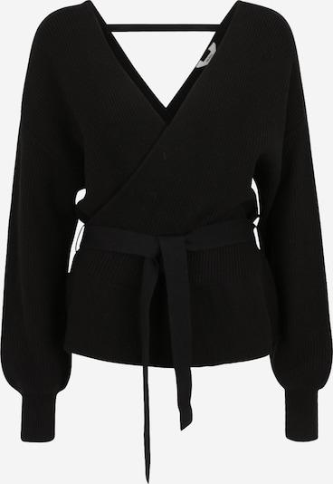 OBJECT Tall Cárdigan 'ELSY' en negro, Vista del producto