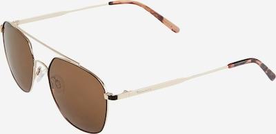 TAMARIS Sonnenbrille in beige / braun / silber, Produktansicht