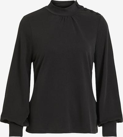 VILA Sweatshirt in schwarz, Produktansicht