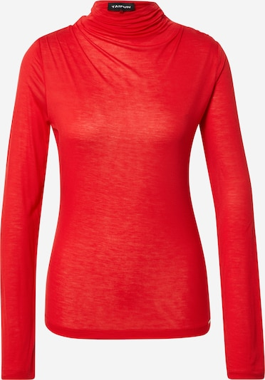 TAIFUN Shirt in rot, Produktansicht