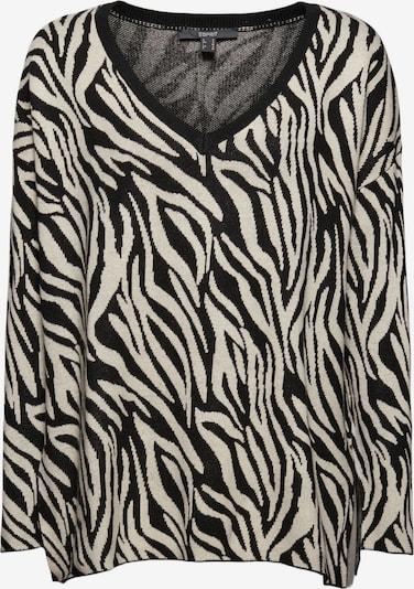 Esprit Collection Pullover in schwarz / weiß, Produktansicht