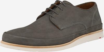 LLOYD Chaussure à lacets 'Hardley' en gris, Vue avec produit