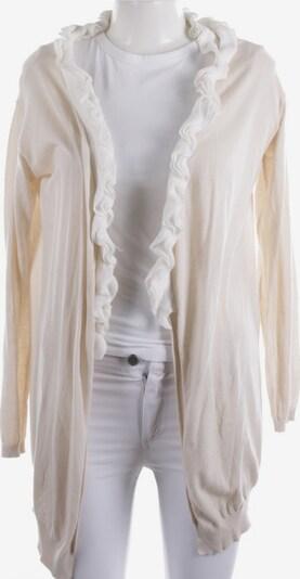Twin Set Pullover / Strickjacke in L in pastellgelb, Produktansicht