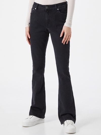 MUD Jeans Jeans 'Hazen' in de kleur Black denim, Modelweergave