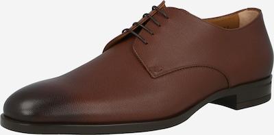 BOSS Casual Обувки с връзки 'Kensington' в кафяво, Преглед на продукта