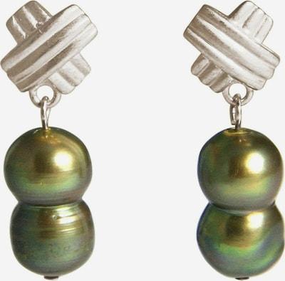 Gemshine Ohrringe in grün / silber, Produktansicht