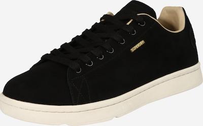 Superdry Sportschuh in beige / schwarz, Produktansicht