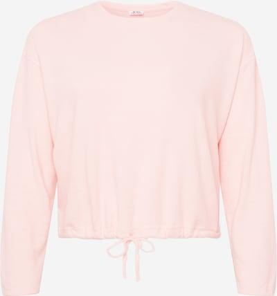 Cotton On Curve Sweat-shirt en rose, Vue avec produit