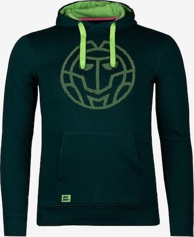BIDI BADU Sweatshirt 'Oke' in neongrün / hellgrün / dunkelgrün, Produktansicht