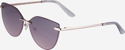 GUESS Okulary przeciwsłoneczne w kolorze różowe złoto / fioletowym, Podgląd produktu