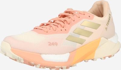 Sneaker de alergat ADIDAS PERFORMANCE pe auriu / portocaliu / roz / roz pal / alb, Vizualizare produs