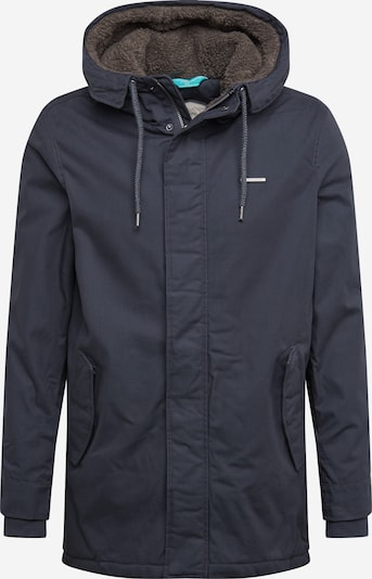 Ilga žieminė striukė 'Mr Smith' iš Ragwear , spalva - tamsiai pilka, Prekių apžvalga