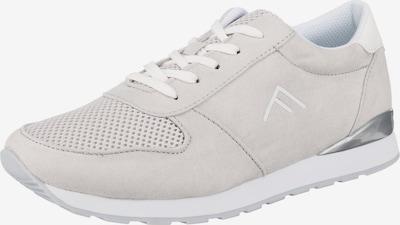 Freyling Sneaker in hellgrau / weiß, Produktansicht
