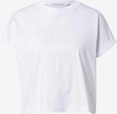 Calvin Klein Jeans Tričko - offwhite, Produkt