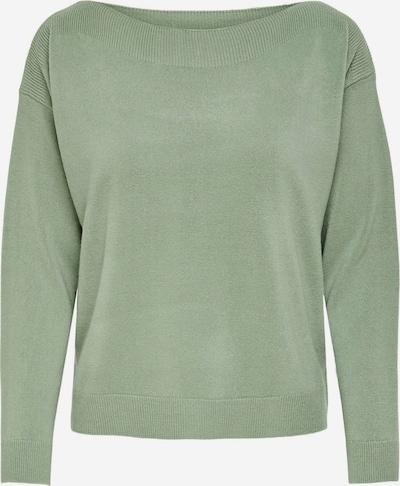 ONLY Pull-over 'Amalia' en vert pastel, Vue avec produit