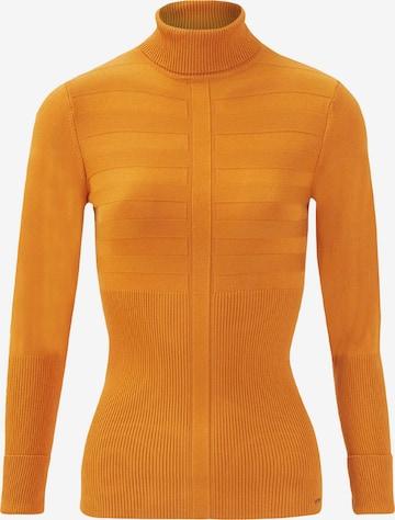 Morgan Pullover '132-MENTOS.M' in Orange