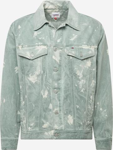 Tommy Jeans Between-Season Jacket in Green