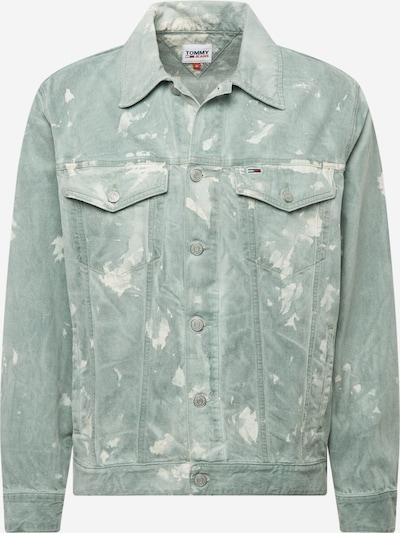 Tommy Jeans Jacke in creme / mint, Produktansicht
