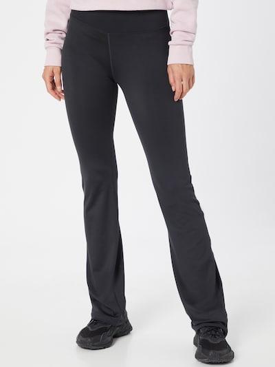 Reebok Sport Sporthose 'Paul Pogba' in schwarz / weiß, Modelansicht