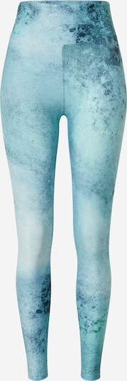 Sportinės kelnės 'KEIRA' iš Röhnisch , spalva - benzino spalva / nefrito spalva / balta, Prekių apžvalga