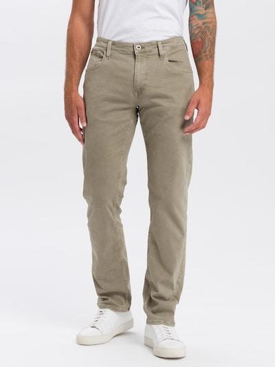 Cross Jeans Jeans ' Damien ' in mint, Modelansicht