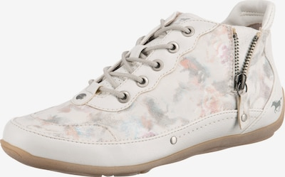MUSTANG Sneakers in offwhite, Produktansicht