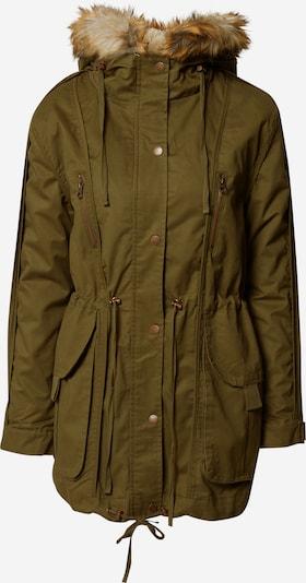 Funky Buddha Jacke in khaki, Produktansicht