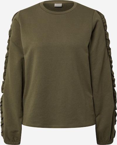 JDY Sweatshirt 'PROVE' in de kleur Olijfgroen, Productweergave