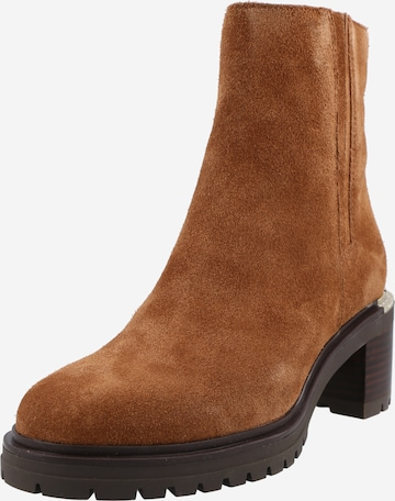 Ankle boots di TOMMY HILFIGER in marrone