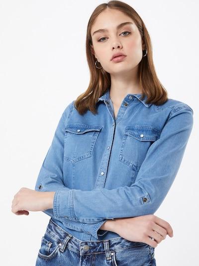 Palaidinė iš ONLY , spalva - tamsiai (džinso) mėlyna, Modelio vaizdas