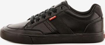 LEVI'S Sneaker in Schwarz