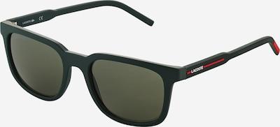 LACOSTE Zonnebril 'L948S' in de kleur Spar / Rood, Productweergave