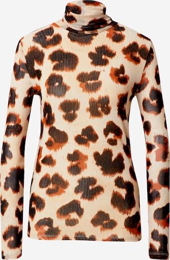 Fabienne Chapot Shirt 'Jane' in de kleur Beige / Bruin, Productweergave