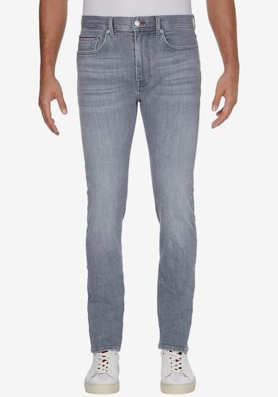 TOMMY HILFIGER Jeans in grey denim, Modelansicht