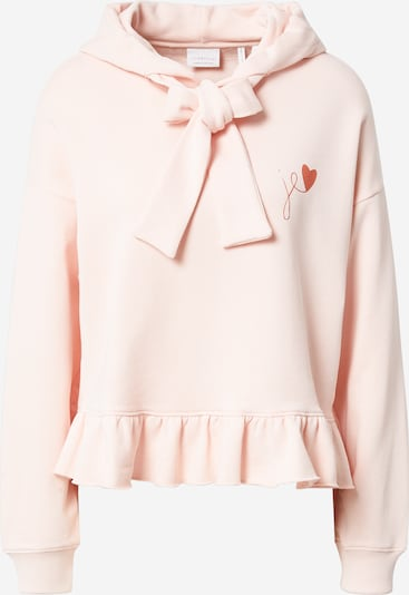 Rich & Royal Sweatshirt in rosa / rot, Produktansicht