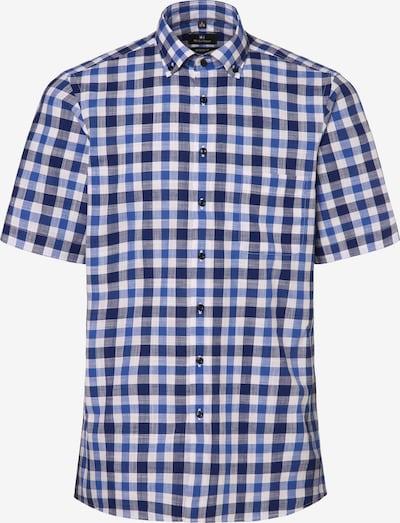 Nils Sundström Hemd in blau / marine / weiß, Produktansicht