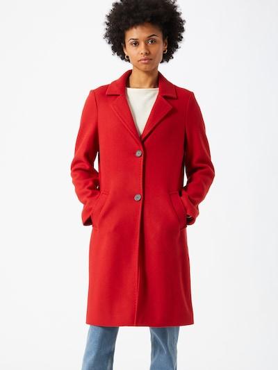 s.Oliver Přechodný kabát - červená, Model/ka