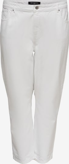 ONLY Carmakoma Jeans 'Elly' in de kleur White denim, Productweergave