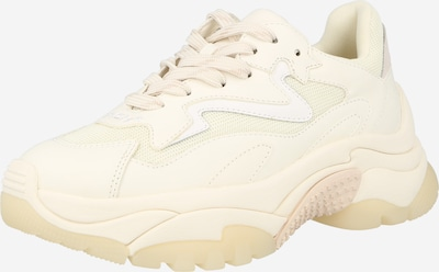 ASH Låg sneaker 'Addict' i nude / vit, Produktvy